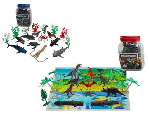 Picture of Animal Play Set Asst - No 0303