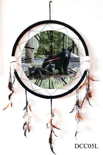 Picture of Clock 21in Bear - No DCC05L