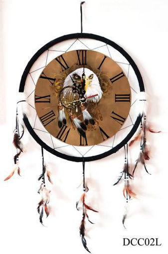 Picture of Clock 21in Eagle - No DCC02L