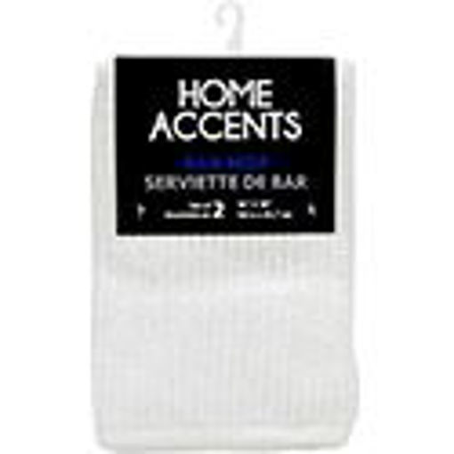 Picture of Bar Mop 2Pk 16X18in White - No 076609