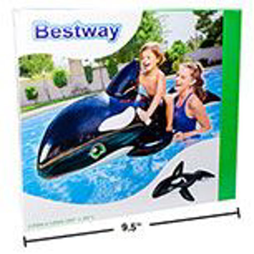 Picture of Ride-On Jumbo Whale 80X40in - No 17144