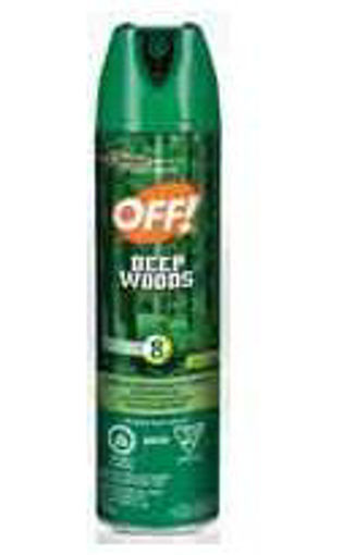 Picture of Off Deep Woods 255G, 25%Deed - No OFF-GREEN
