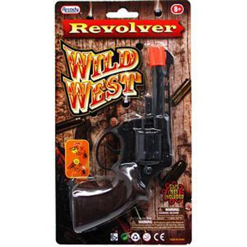 Picture of Gun Cap 5.5in Wild West - No ARB8246
