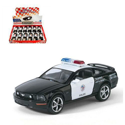 Picture of Ford Mustang 5in 2006 Police - No 70161TYC