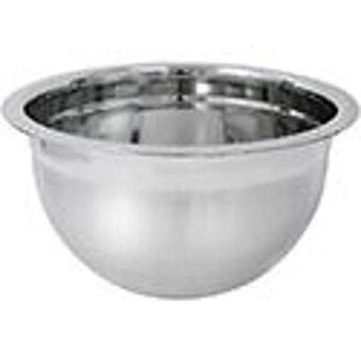 Picture of Bowl Mixing 5L Ss Euro - No 12753