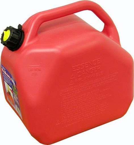 Picture of Jerry  Can 20L Gasoline Self Vent #07622 - No SC-AB20