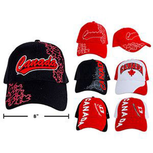 Picture of Cap Baseball Canada - No 62341