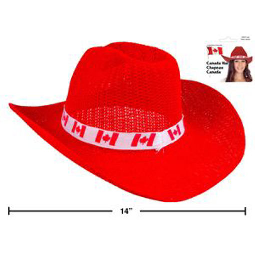 Picture of Hat Cowboy Canada Knited - No 62327