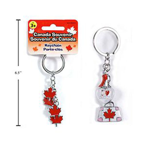 Picture of Keychain Canada - No 62019
