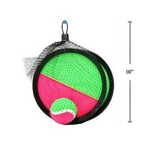 Picture of Mitt W/Ball Velcro - No 15455