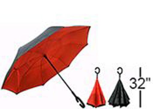 Picture of Umbrella Reversible Color 32in - No 077452