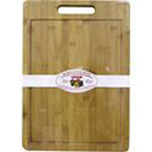 Picture of Cutting Board Bamboo 14X19 - No 076483