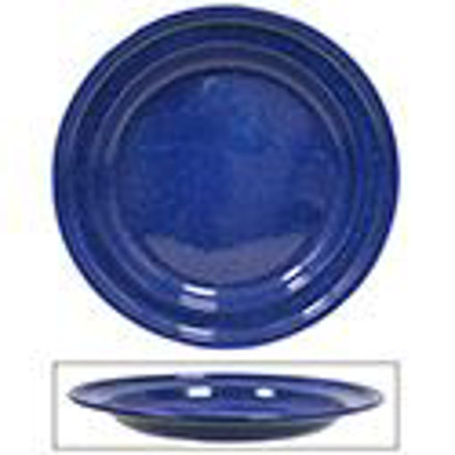 Picture of Plate 10in Enamel Blue - No 077673