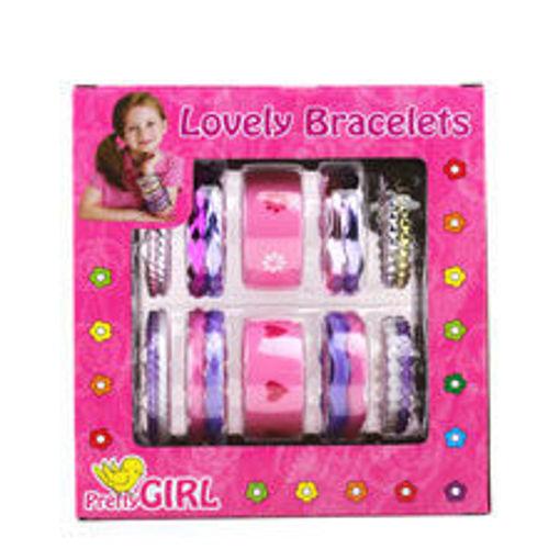 Picture of Bracelets 18Pcs - No 39785
