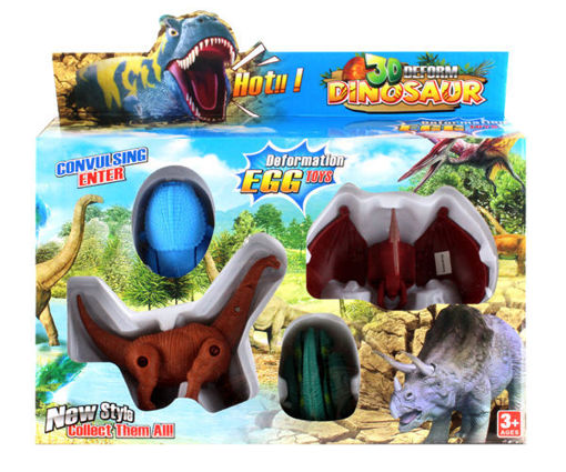 Picture of Transformable Dino Egg - No HM827850