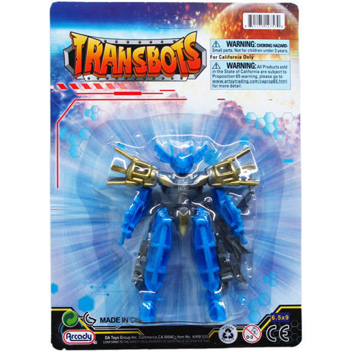 Picture of Transbot W/Light 4.5in Blister - No ARB100