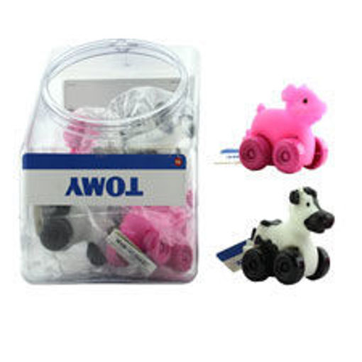 Picture of Farm Animal With Wheels - No 46529