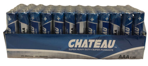 Picture of Battery Aaa Ultra Power 48Pk - No AAA-48
