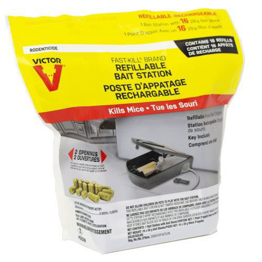 Picture of Mouse Bait Stn Refil 16-Ct - No M923CAN