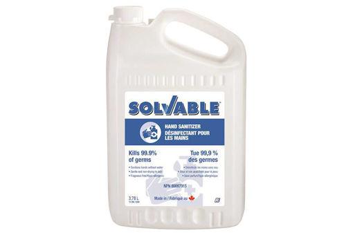 Picture of Gel Hand Sanitizer 3.78L Jug - No SHS-378