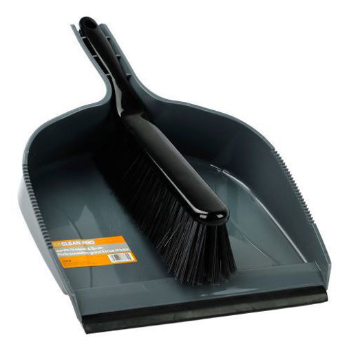 Picture of Brush With Dust Pan Jumbo - No 177779