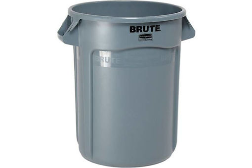 Picture of Brute Container  75.7L/20Gal - No 2620-GREY