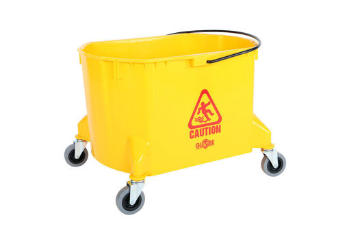 Picture of Bucket With Wringler 35Qt Yellow - No GCP-3078Y