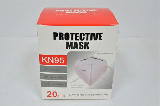 Picture of Kn95 Protective Face Mask 20Pk - No 06976A