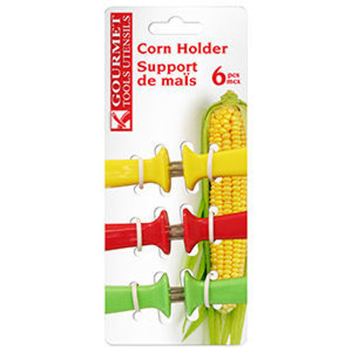 Picture of Corn Holder 6Pc Set - No 077971