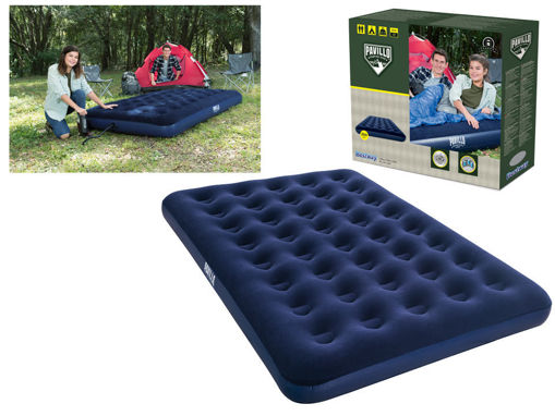 Picture of 75X54X8.5 Inflatable Camping Mattress - No 17619