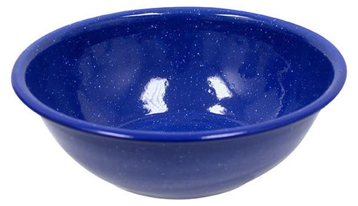 Picture of Bowl 6in Enamel Blue - No 077674