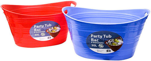 Picture of Tub Party 20X16X11in - No 074019