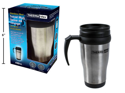 Picture of Travel Mug Ss Therma Max - No 89753