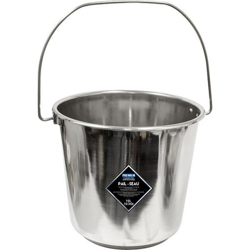 Picture of Pail Ss 10L - No 078281