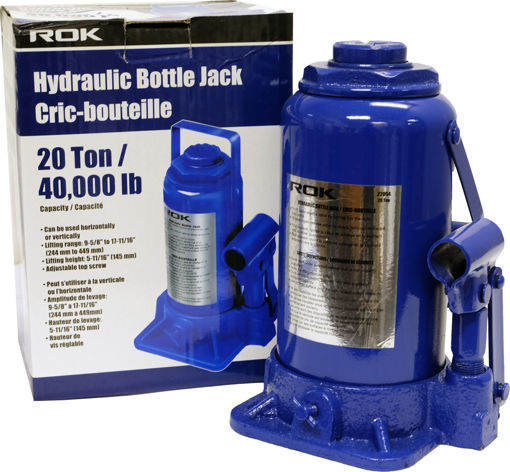 Picture of Jack 20Ton Hydraulic Bottle - No 22054