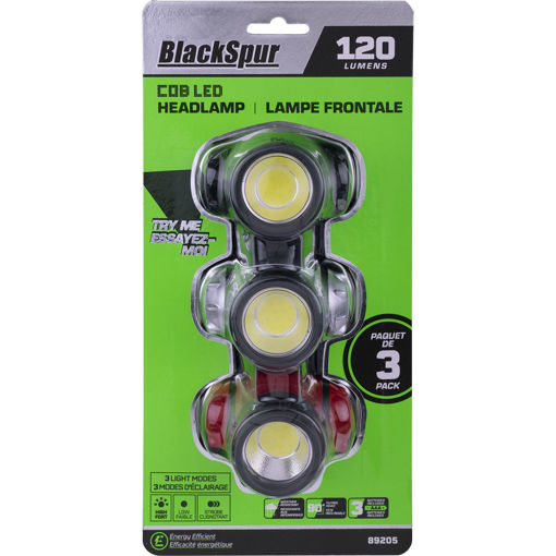 Picture of Led Headlamp 3 Pack - No 89205