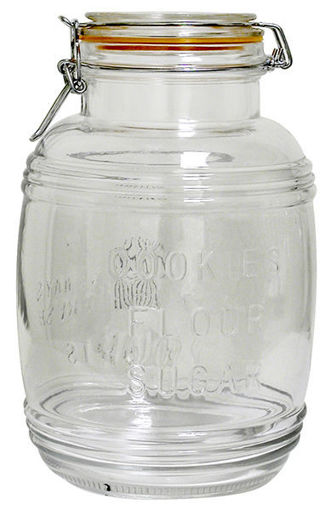 Picture of Jar Canister 2900Ml W/Lid - No 076983