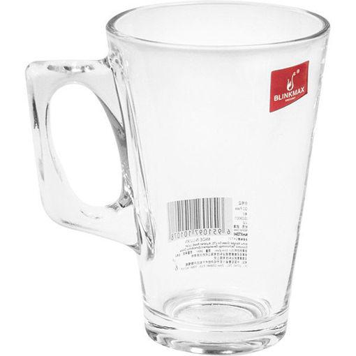Picture of Mug Coffee Glass 8Oz 240Ml - No KTZB40