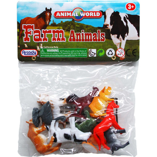 Picture of Farm Animals 2In 10Pc - No ARB60710