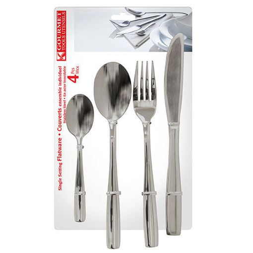 Picture of Cutlery Set Ss 4Pcs - No 078113