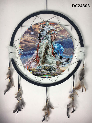 Picture of Dreamcatcher 24in The Last Reservation - No DC24303
