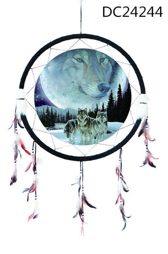 Picture of Dreamcatcher 24in Wolves - No DC24244