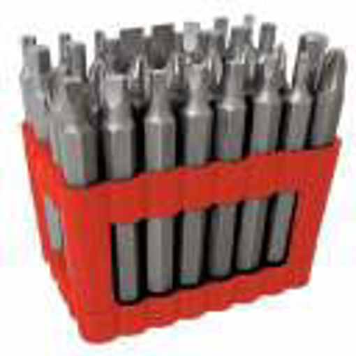 Picture of Bits, Screwdriver 32Pcs Set, Cr-V - No 37214