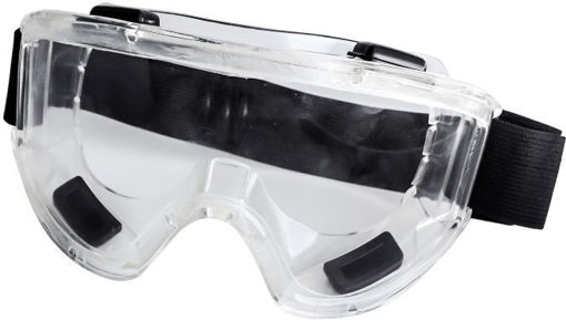 Picture of Goggles Safety Pvc - No 70528