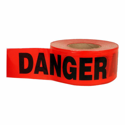 Picture of Tape Contr. inDangerin 3inX300ft - No 71202