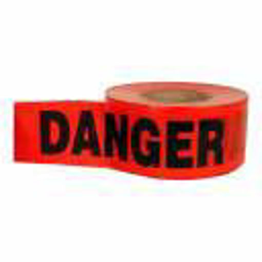 Picture of Tape Contr. inDangerin 3inX1000ft - No 71208