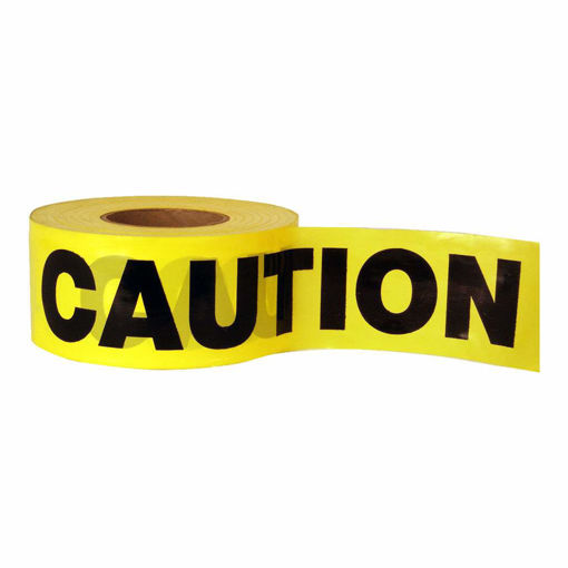 Picture of Tape Caution Contractor, 1000Ft - No 71204
