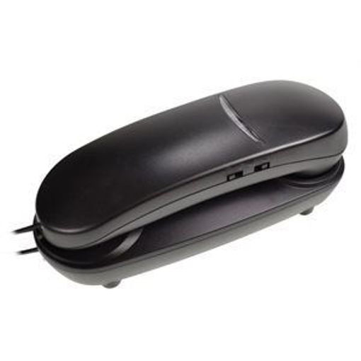 Picture of Telephone Slim Black - No AMB-2010BK
