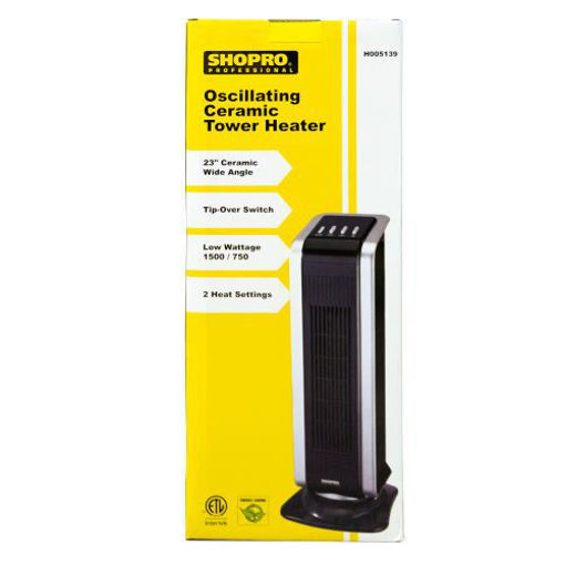 Picture of Heater Ceramic Tower Osc 23in - No H005139
