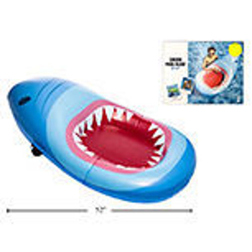 Picture of Inflatable Shark Float 52X31in - No 17696